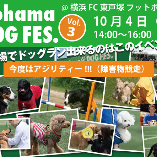 Yokohama DOG FES. Vol.3